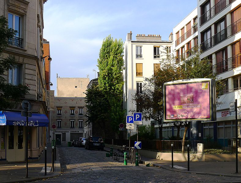 Fichier:P1060459 Paris XI passage Turquetil rwk.jpg