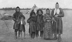 P226 Children of the Yenisei-Ostiaks at Syrianski Pesok.jpg