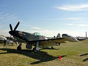 P51 tiptanks Cavalier Mustang