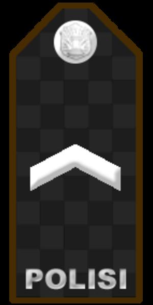 Brigadier - Image: PDU BRIPDA KOM
