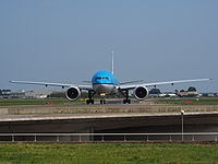 PH-BVK KLM Royal Dutch Airlines Boeing 777-306(ER) - cn 42172 pic1.JPG