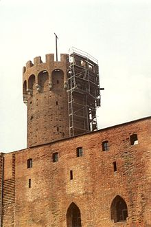 POL Swiecie tower of castle.jpg