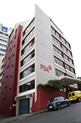 Public Service Association - Image: PSA House in Wellington