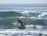 Paddle surfing 11 2008.jpg