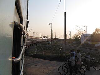 Renigunta Census Town in Andhra Pradesh, India