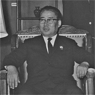 Pak Song-chol North Korean politician