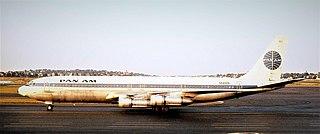 Pan Am Flight 812 1974 passenger plane crash in Denpasar, Indonesia