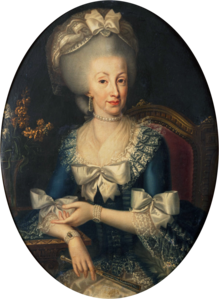 Panealbo - Maria Felicita of Savoy - Castle of Racconigi.png