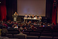 Panel of the WMF Grants Showcase; Funding Diversity session at Wikimania 2014 (1).jpg