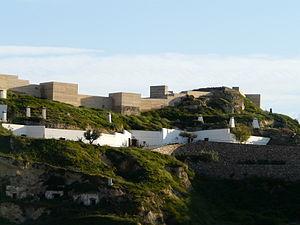 Puerto Lumbreras - Castle of Nogalte