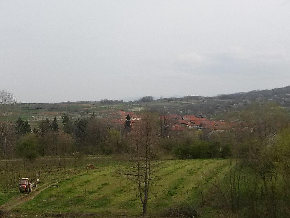 Panorama Čukljenika