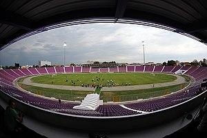 2004–05 Divizia A - Image: Panoramio V&A Dudush Stadionu Dan Paltinisan
