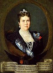Portret Marii de Castellane Radziwiłłowej