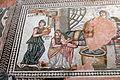 Paphos Haus des Theseus - Mosaik Achilles 2.jpg