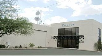 Paragon Space Development Corporation - Paragon Facility, Tucson, AZ