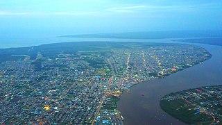 Paramaribo District District of Suriname