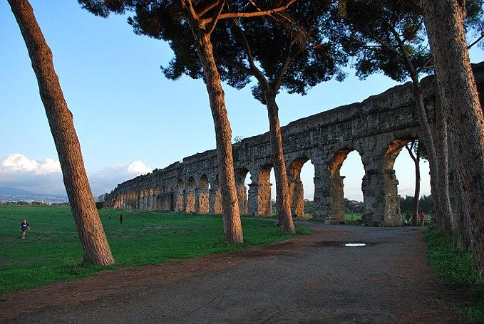 Parco degli acquedotti 01