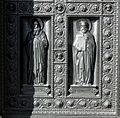 Paris (75010) Église Saint-Vincent-de-Paul Façade principale Porte centrale 02.JPG