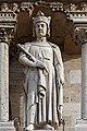 Paris - Cathédrale Notre-Dame -Galerie des rois - PA00086250 - 001.jpg