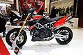 Paris - Salon de la moto 2011 - Aprilia - Dorsoduro 1200 - 001.jpg