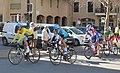 Paris Nice 2018 - stage 5 - Apt - Peloton 5 maillot jaune.jpg