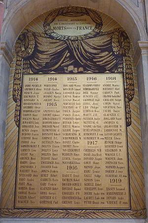 L'Oratoire du Louvre - Image: Paris Oratoire du Louvre 60446