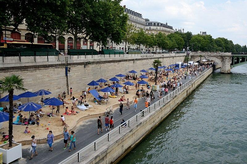 Praias de Paris