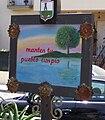Park sign, Alhaurín de la Torre, Spain 01.JPG