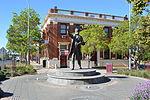 Parkes Henry Parkes Statue Front 001.JPG