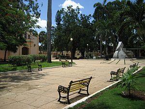 Melena del Sur - Plaza Park View