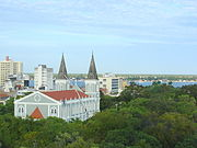 Aracaju is the most important educational centre of the state.
