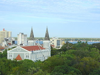 Sergipe - Aracaju is the most important educational centre of the state.