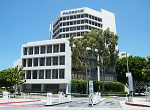 Parsons Corporation - Parsons headquarters in Pasadena, California