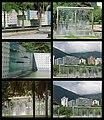 Patios en el sector Norte Parque Generalisimo Francisco de Miranda Caracas - Venezuela.jpg