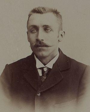 Paul Baras - Paul Baras, 1900.