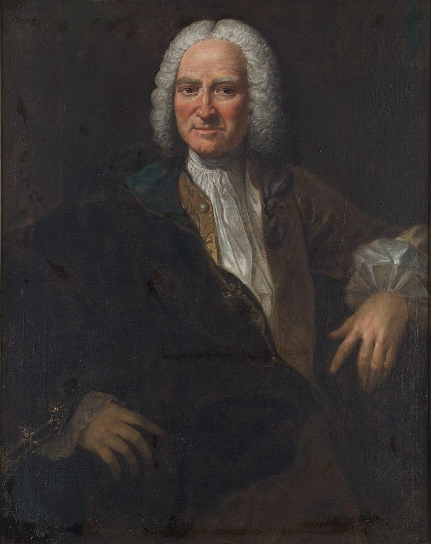 Paul Heinrich Dietrich Baron d'Holbach Roslin
