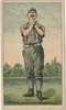 Paul Hines, Washington Statesmen, baseball card portrait LCCN2007680786.tif