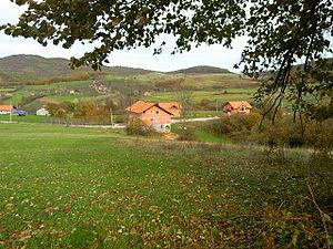 Pavići - Image: Pavici, Banja Luka