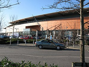 Pavilions Shopping Centre, Swords, County Dublin - geograph.org.uk - 333114