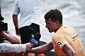 Paweł Tarnowski (żeglarz) - wywiad po wyścigu.jpg