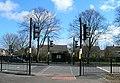 Pedestrian crossing over Beverley Road - geograph.org.uk - 1774194.jpg