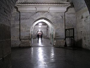 Ming tombs - Inside the Dingling tomb
