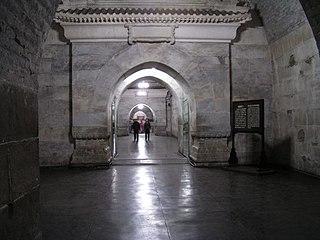 Dingling (Ming) mausoleum