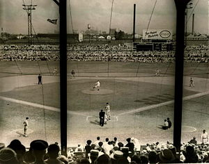Pelican Stadium - Pelican Stadium/Heinemann Park, 1934
