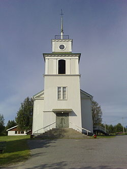 Pelkosenniemi Church