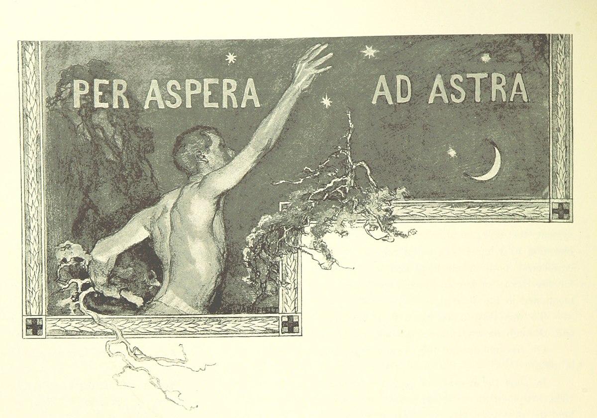 Per aspera ad astra - Wikipedia - Per Aspera Ad Astra Tattoo