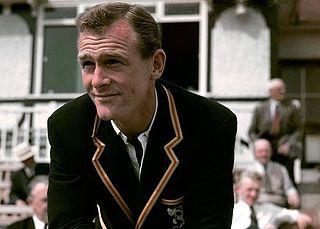 Peter Richardson (cricketer) English cricketer