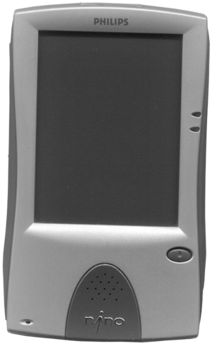 Philips Nino - a monochrome Philips Nino 200