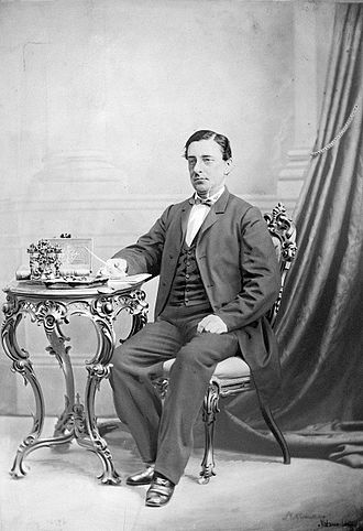Antoine-Aimé Dorion - Dorion in 1865, collection of the Law Society of Upper Canada