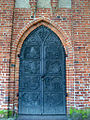 Piaseczno church door.jpg